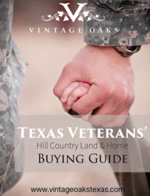Click to download the Veterans' Hill Country Buying Guide