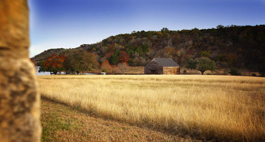 ranch property in the Texas Hill Country