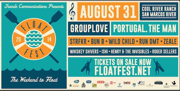 Float Fest 2014