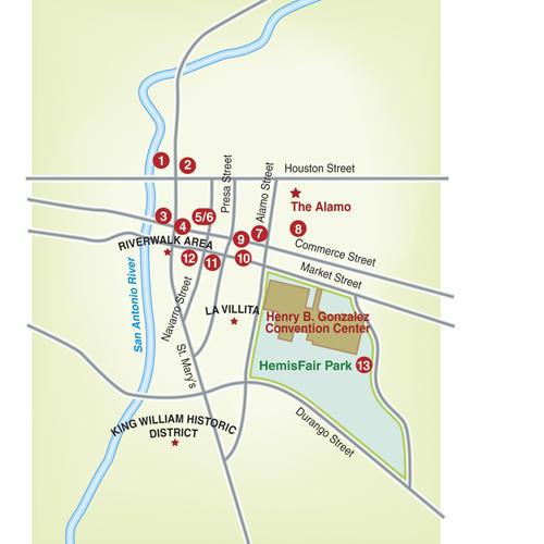 map-of-san-antonio-x