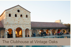the clubhouse at vintage oaks