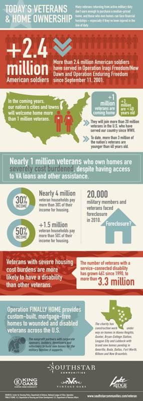 Veteran Infographic