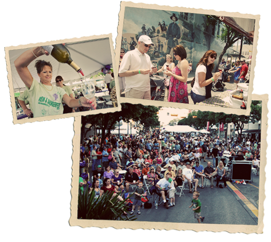 Photo Courtesy of Wein and Saengerfest. Click to view local area events.