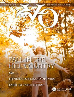 Fall 2018 Magazine Cover