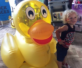 Giant duck (1)