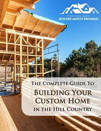 Guide to Building in the Hill Country