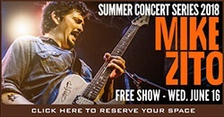 Mike Zito Concert RSVP