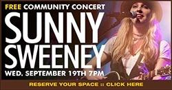 Sunny Sweeney Concert