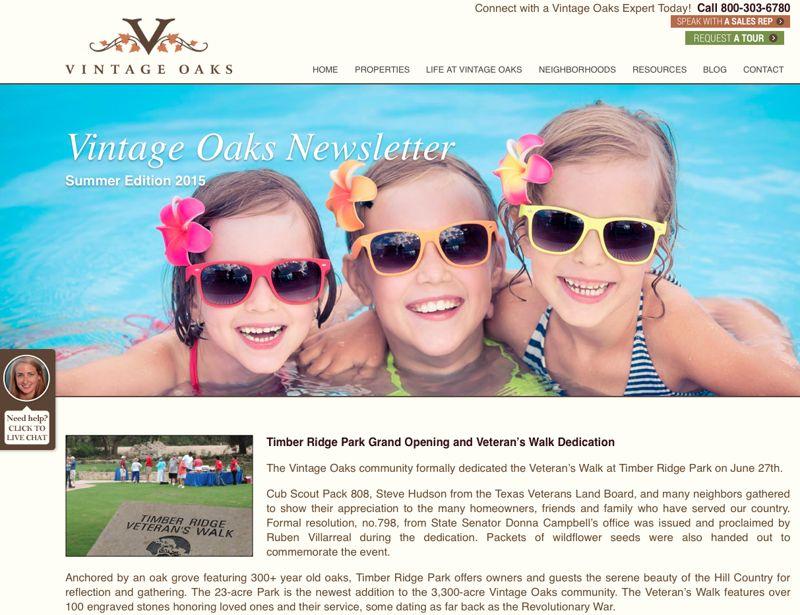 VO_Summer_Newsletter_Cover