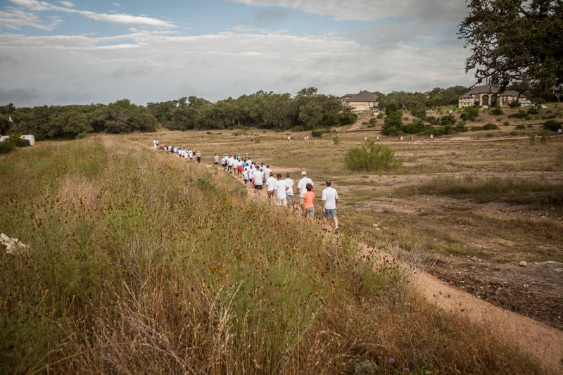 Texas Hill Country trails