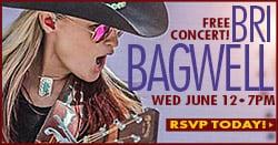 Bri Bagwell Concert