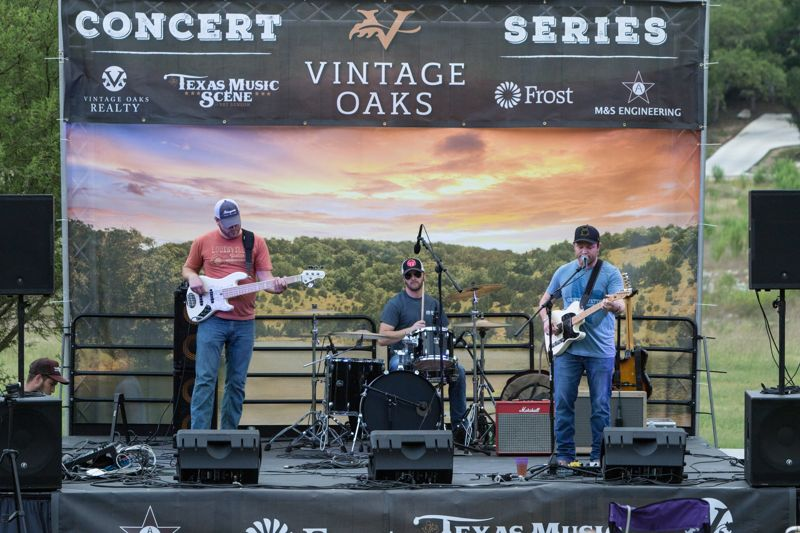 Hill country concert