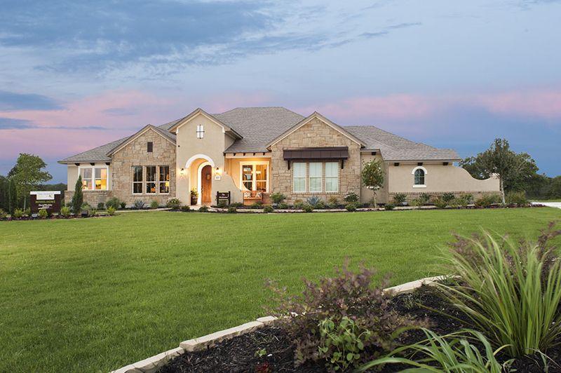 Vintage oaks builder services helps land buyers find the for Find home builder