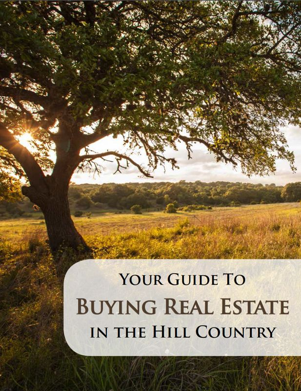 Hill Country Real Estate Buying Guide