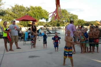 Labor Day Party at Vintage Oaks