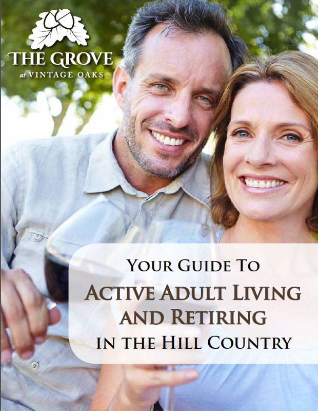 Active Adult Living in the Hill Country Guide